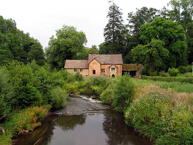 The Old Mill: Bromfield