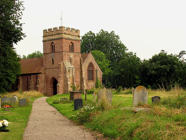 Church of St Mary the Virgin: Bromfield