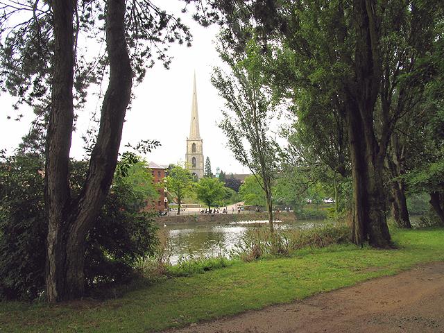 Bromwich Promenade: Worcester