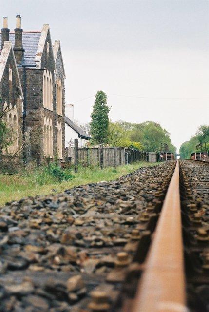 North Tawton Station