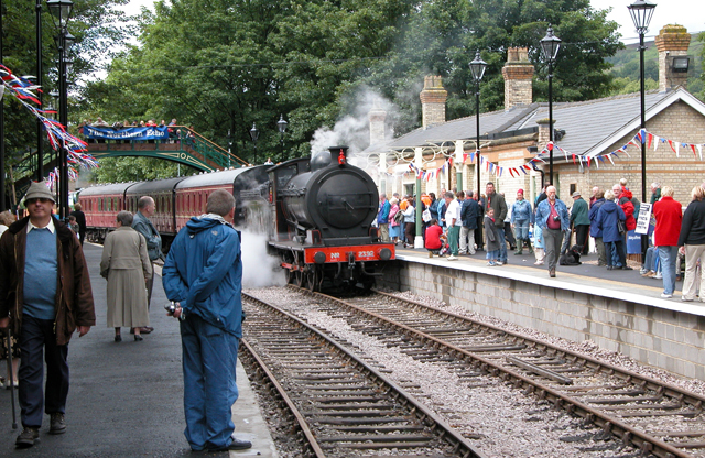 Stanhope Station