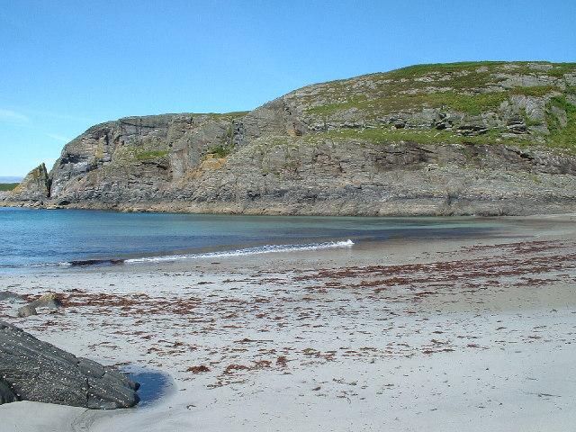 Kilvickeon Beach, Isle of Mull