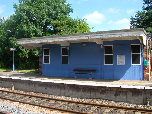 Cantley Station