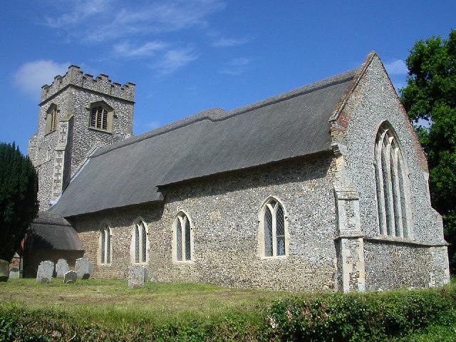 St Edmunds Church, South Burlingham