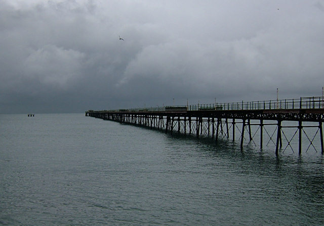 Ramsey Pier - Isle of Man