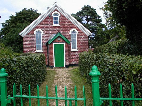 Frogham Church