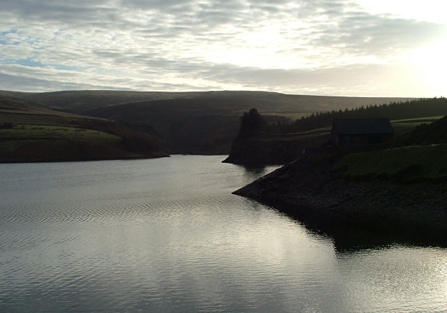 Sulby Reservoir - Isle of Man