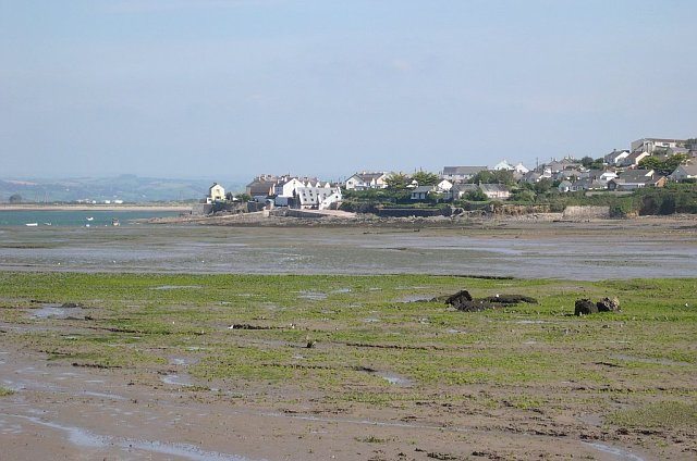 Across The Skern to Appledore