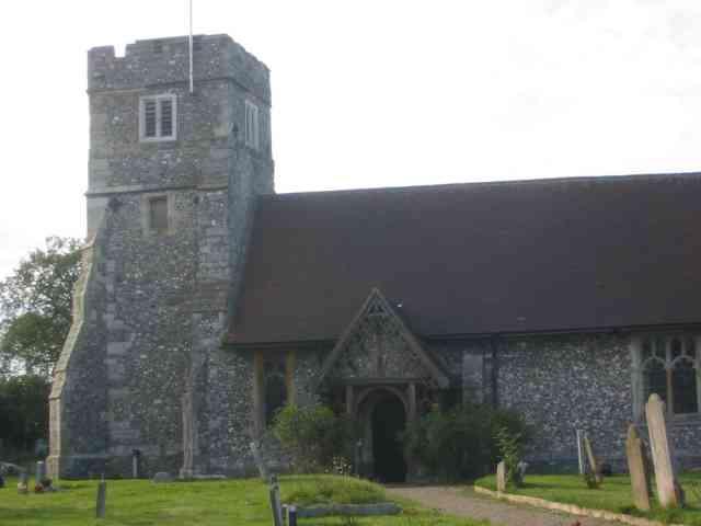 Church of St Margaret   Ridge Herts