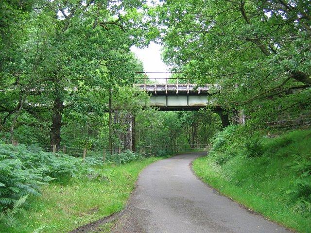 West Highland Railway, Inveruglas