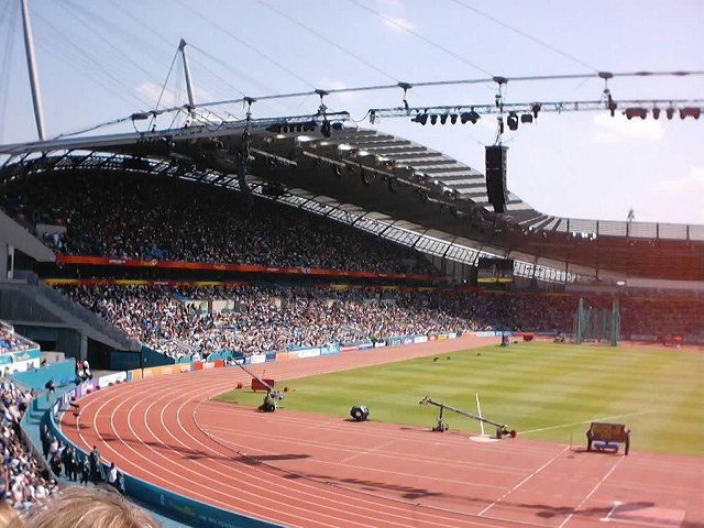 City of Manchester Stadium - Commonwealth Games