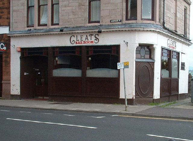 Cleats Bar, Gourock