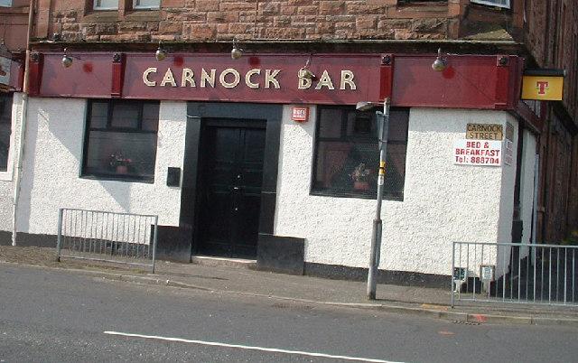 Carnock Bar