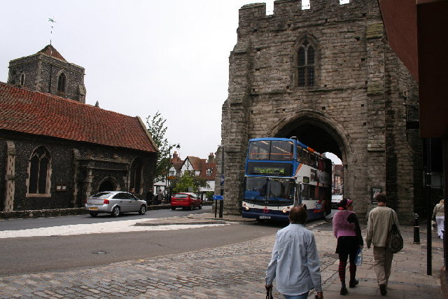 West Gate, Canterbury