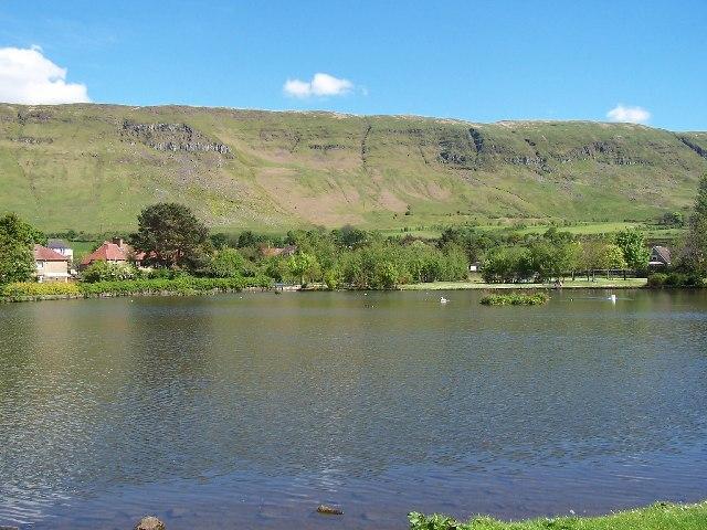 Lennoxtown Dam