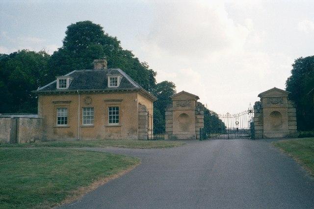 North Lodge of Cornbury Park