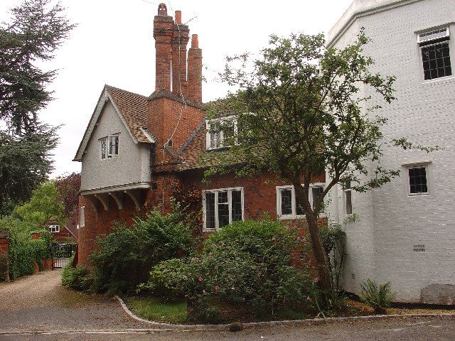 House in Coombe Hill Road, Coombe