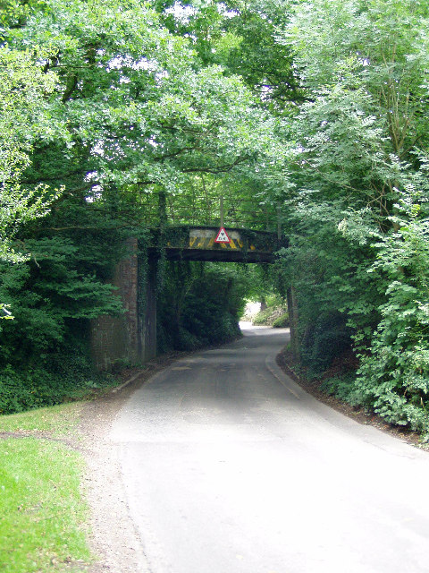 Wangfield Lane Railway Bridge