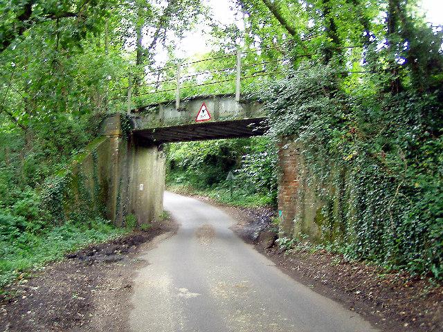 Calcott Hill Railway Bridge