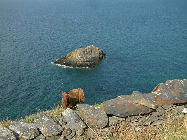 Stack Mooar - Isle of Man