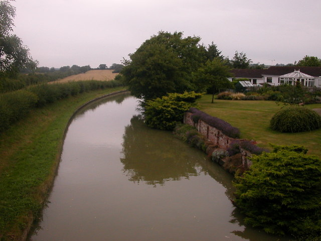Oxford Canal near Willoughby