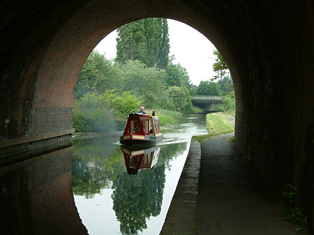 The Droitwich Canal
