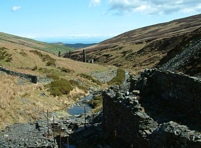 Upper Cornaa Valley - Isle of Man