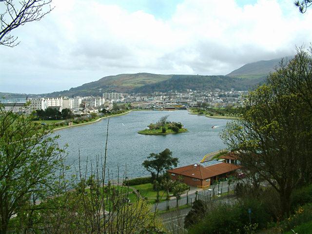 Mooragh Park - Isle of Man
