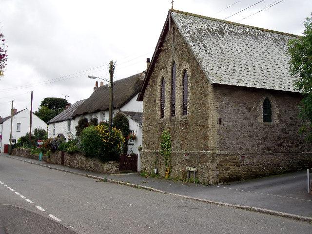 Cottages at Zelah