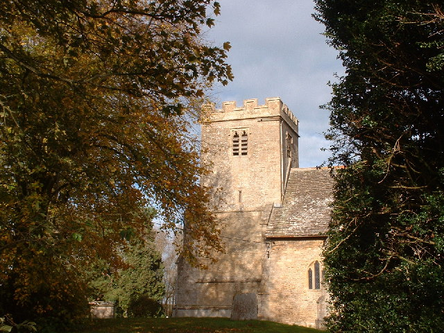 Castle Eaton Church
