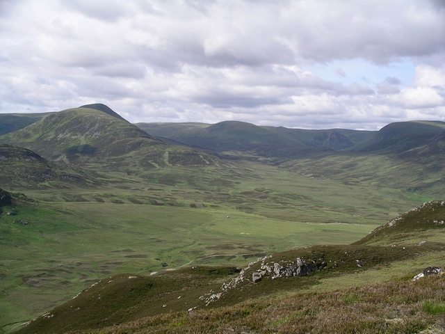 Head of Glen Banchor