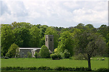 SP6495 : Wistow Church by Neil Geering