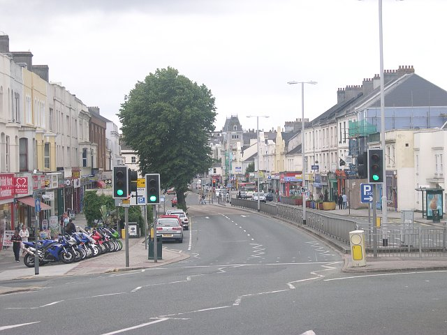 Mutley Plain, Plymouth