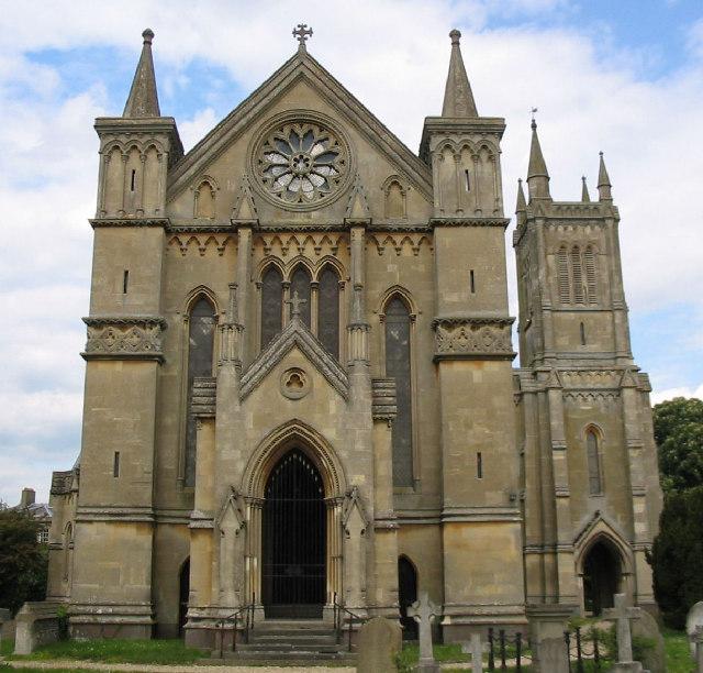 Theale Church