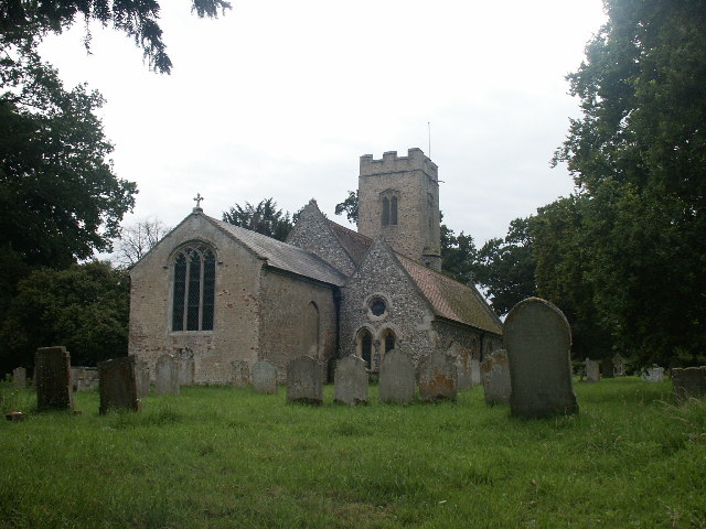 St Mary's Church, Marlingford