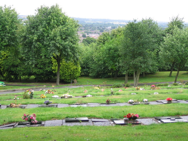 Bushbury Cemetery