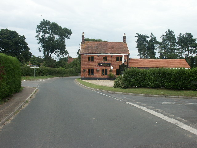 The Bell, Marlingford