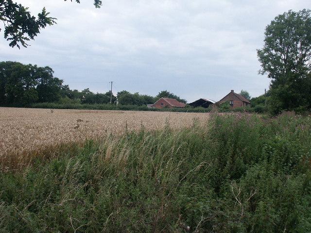 Capslough Farm, Ketteringham