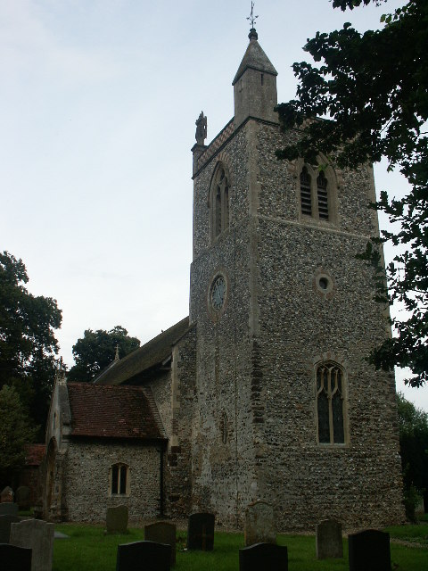 St Peter's Church, Ketteringham