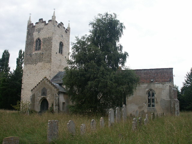 All Saints Church, Hethel