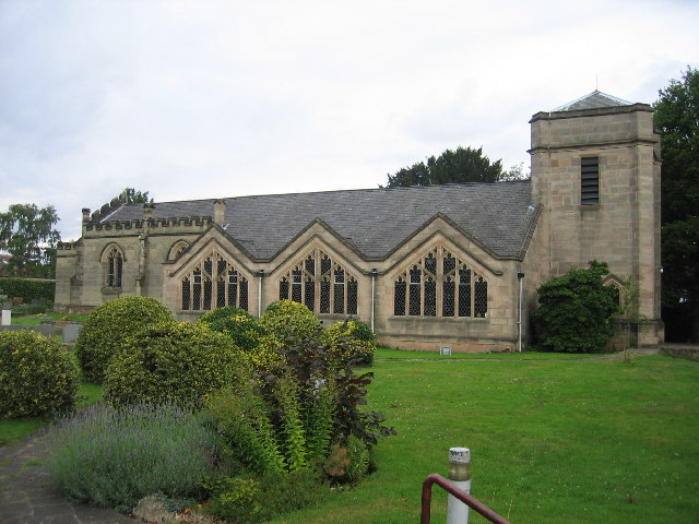 St Jame's Church, Styvechale, Coventry