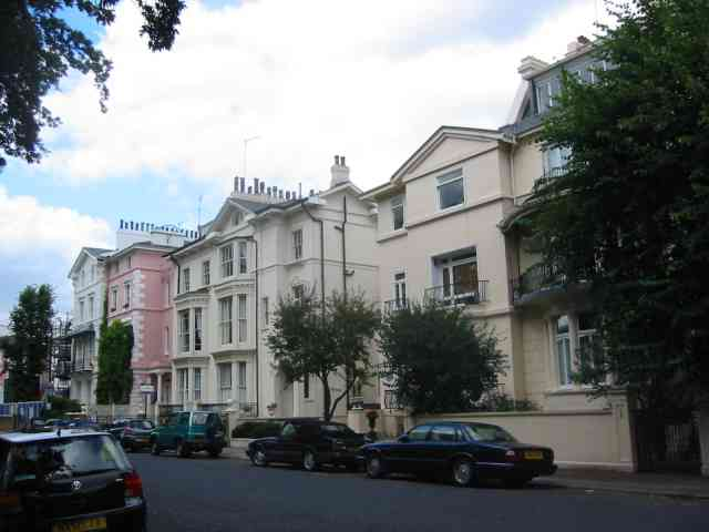 Albert Terrace London NW 1 7 SU  Houses