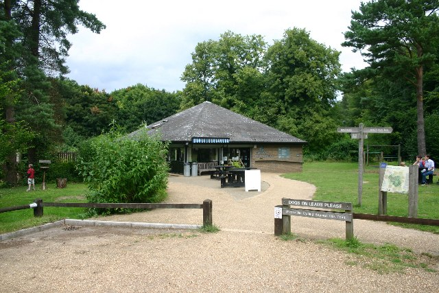 Brandon Country Park Visitor Centre