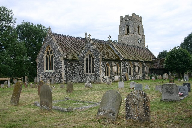 Ickburgh Church