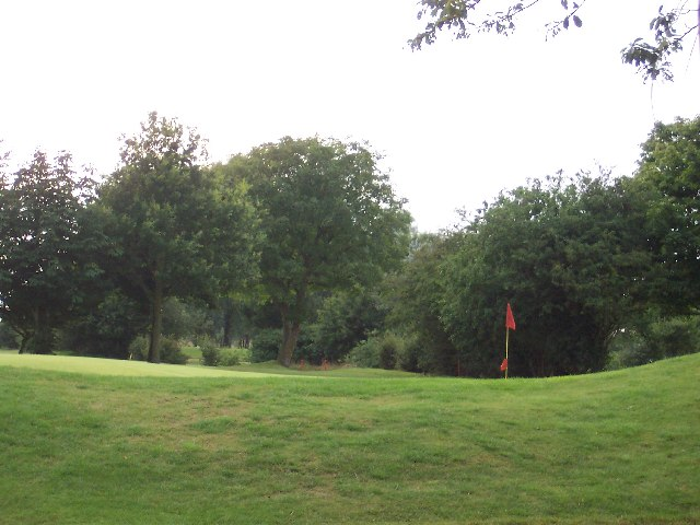 The 18th Green