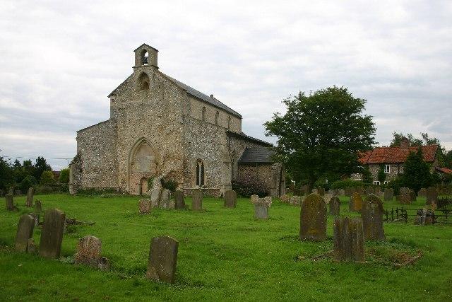 Foulden Church