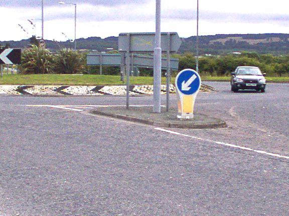 Borth Cross Roads