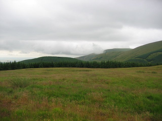 On Commonedge Hill