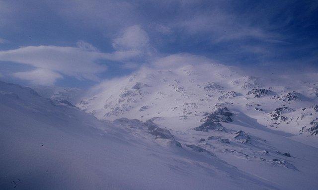 Ridge above Coire an Lochain, (Chno Dearg)