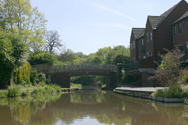 The Coventry Canal